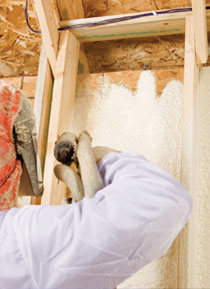 Mississauga Spray Foam Insulation Services and Benefits