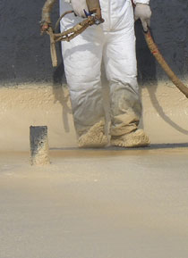Mississauga Spray Foam Roofing Systems